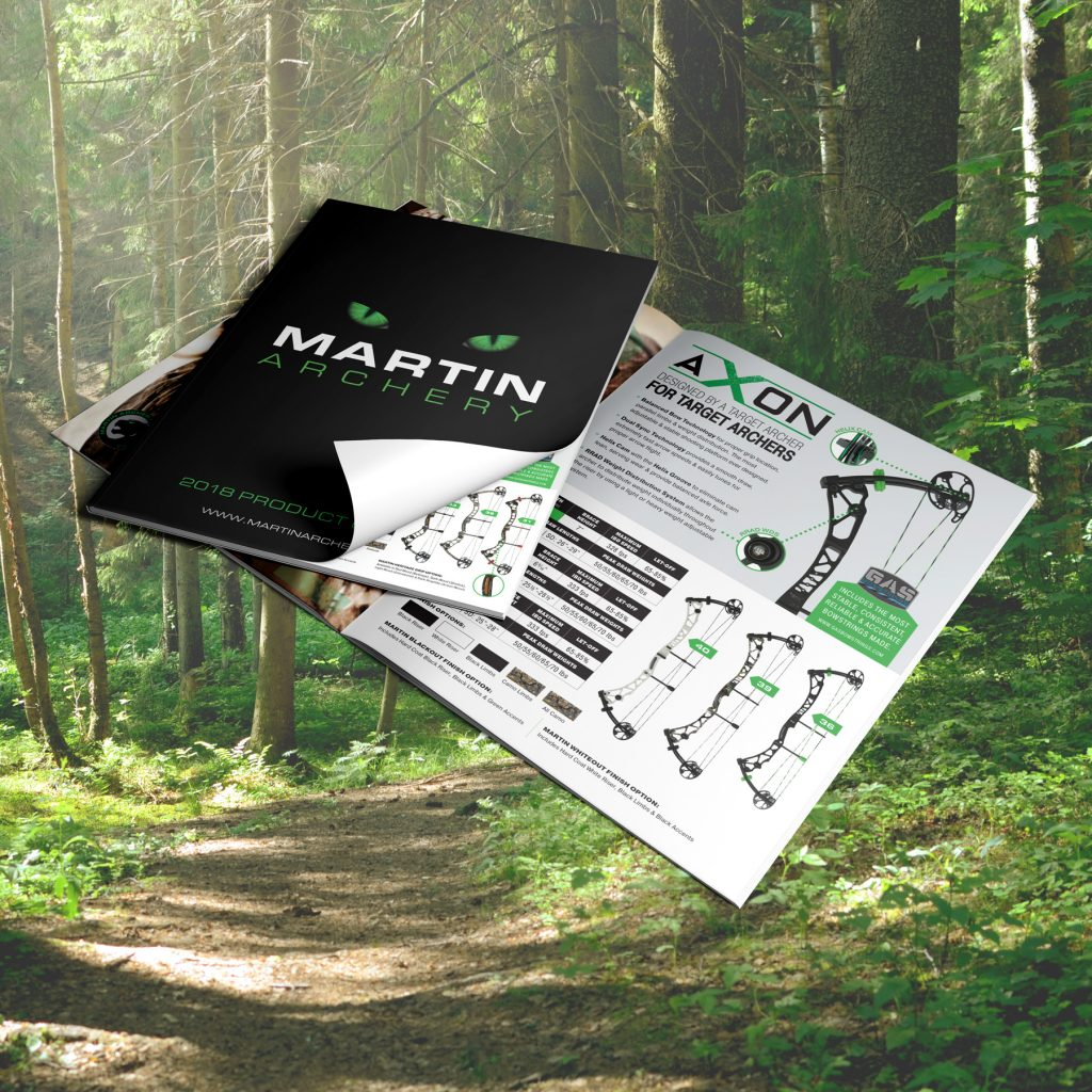 Martin Archery - Product Catalog