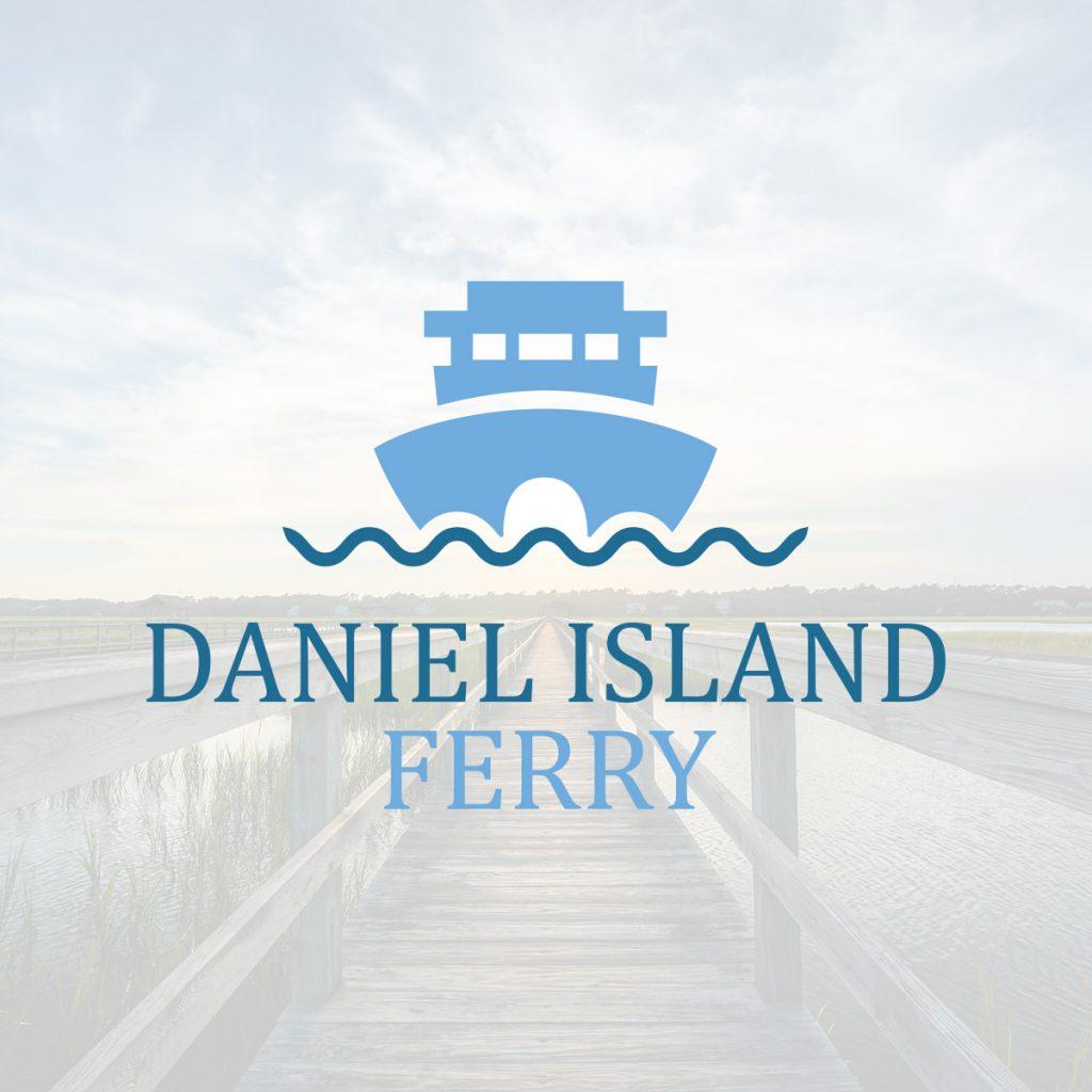 Daniel Island Ferry - Logo